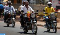 """Les boda bodas, un secteur informel qui fait bien des """"heureux"""" au Kenya"""