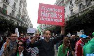Arrestation de cinq manifestants à Alger lors du 113e vendredi du Hirak (association)