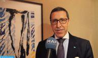 Le Maroc donne au SG de l'ONU son aval pour la nomination de son Envoyé Personnel au Sahara marocain, Staffan de Mistura